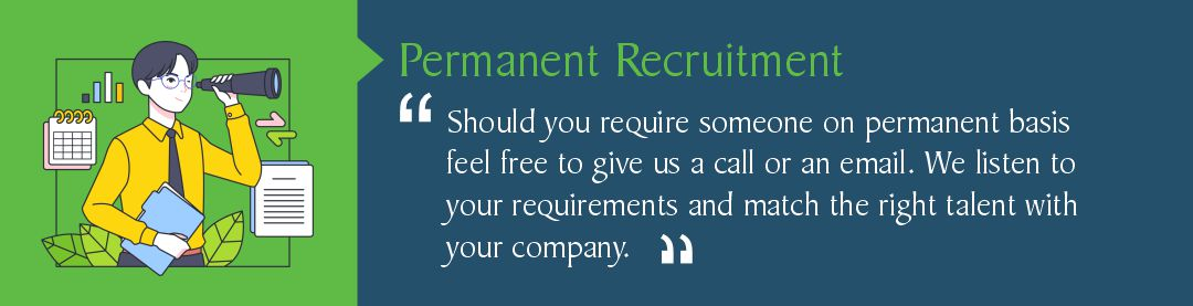 permanent Staffing solutions